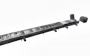 L Köşe Deck Kalıbı (Kafa + Kalibre + Su Tankları)